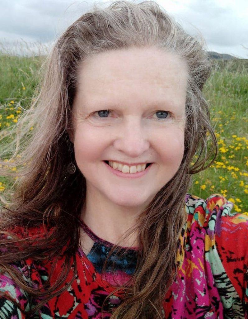 Deborah Kerr-Nesbitt Earth Lassie in The Highlands
